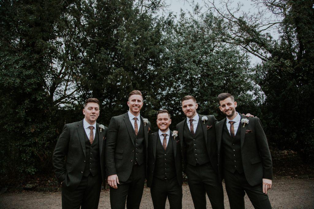 Mitton Hall Wedding