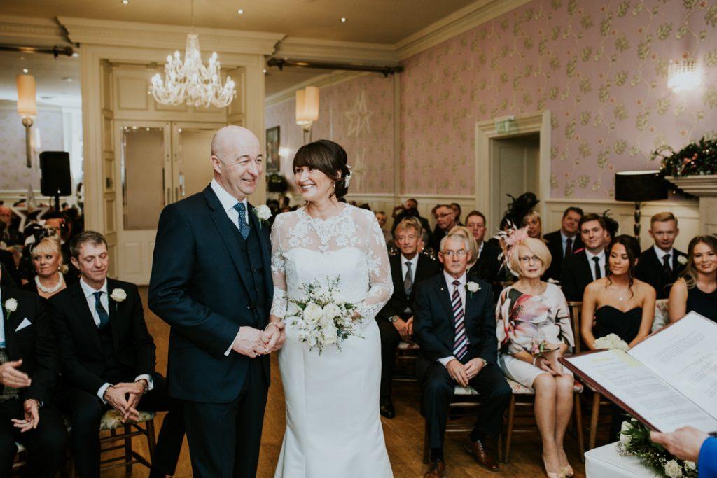Swan Inn Newby Bridge Wedding