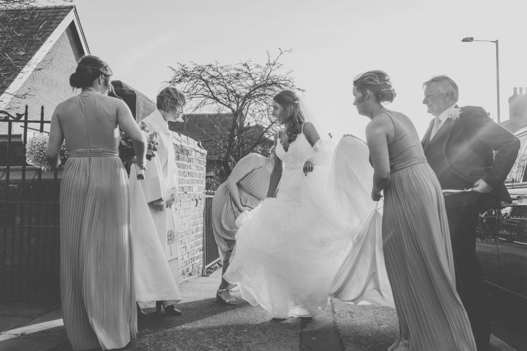 Ribby Hall Wedding Photography
