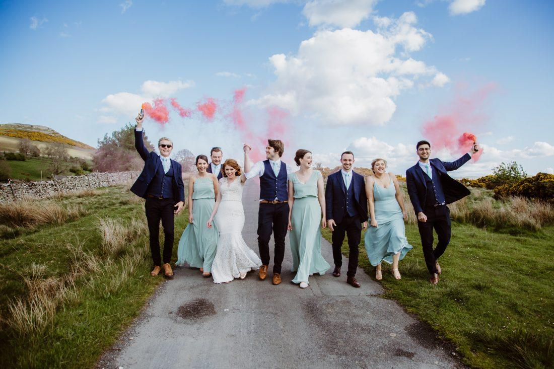 Knipe Hall Wedding Photographer