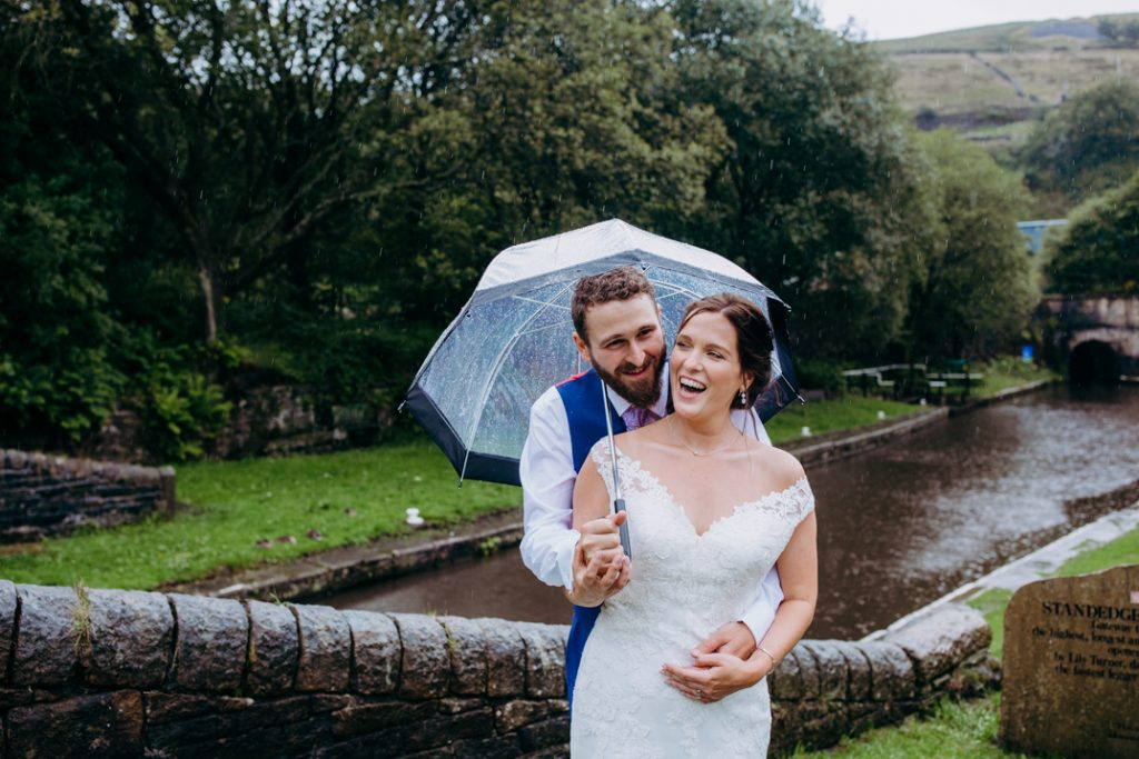 Standedge Tunnel Wedding photography