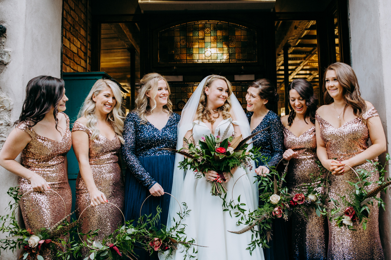 Holmes Mill Wedding Photography