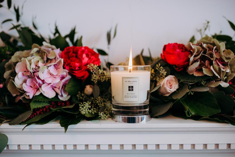 Jo Malone wedding scent